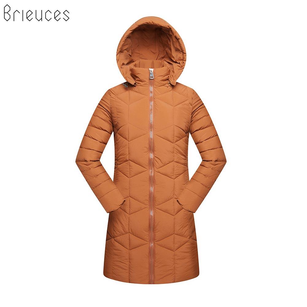 Br 2018 New Long   Parkas   Female Women Winter Coat Thickening Cotton Winter Jacket Womens Outwear   Parkas   for Women Winter Outwear