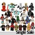 NUEVA venta Única Muerte Minifigs Trooper Stormtrooper de Star Wars Amidala C3PO Rogue Un Bloque de Construcción Para Niños Juguetes de Regalo de Navidad