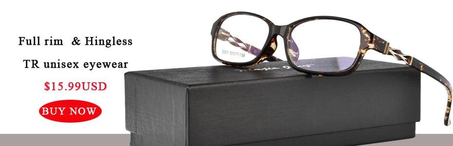 TR90 оптический Стекло es рамка Для мужчин Для женщин полный обод близорукость глаз, стекло рецепта Стекло es очки 55502