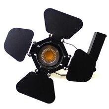 10pcs pack Led Track light 7w cob rail lamp LED clothing store