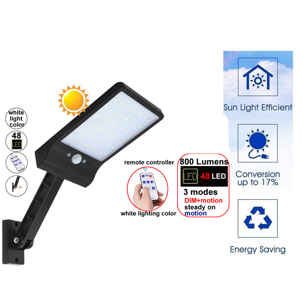 remote control  48 LED Solar Lamp Outdoor LED Floodlight Waterproof IP65 Floodlightg Garden Street Flood Light Led Projector Lamremote control  48 LED Solar Lamp Outdoor LED Floodlight Waterproof IP65 Floodlightg Garden Street Flood Light Led Projector Lam