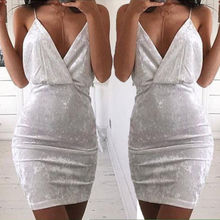 ZOGAA Fashion Womens Bodycon Bandage white Red Party Slim Midi Dress Ladies Club Sexy Stylish Casual Formal Pencil