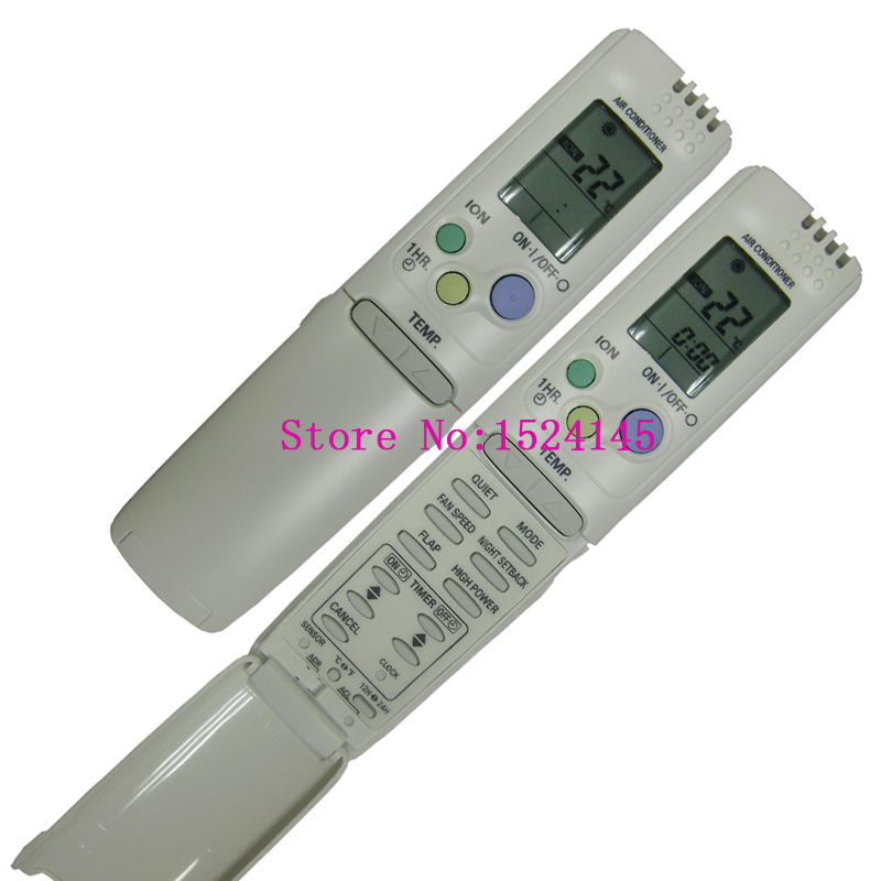 sanyo ion air conditioner manual