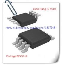 NEW 10PCS/LOT INA333AIDGKR INA333 MARKING I333 MSOP-8 IC