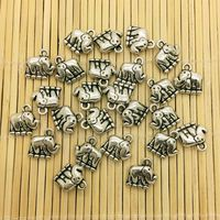 Free Shipping 100 Pcs Lot Metal Alloy Charm Heart With Girls 16 Mm Size Good For