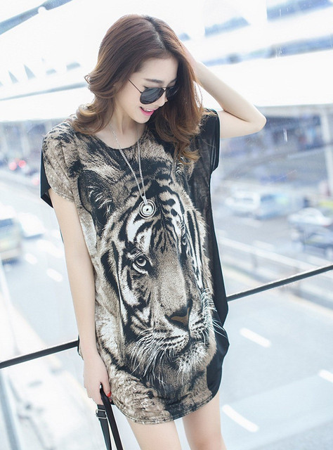 New Summer Style Short Sleeves T-shirt For Women