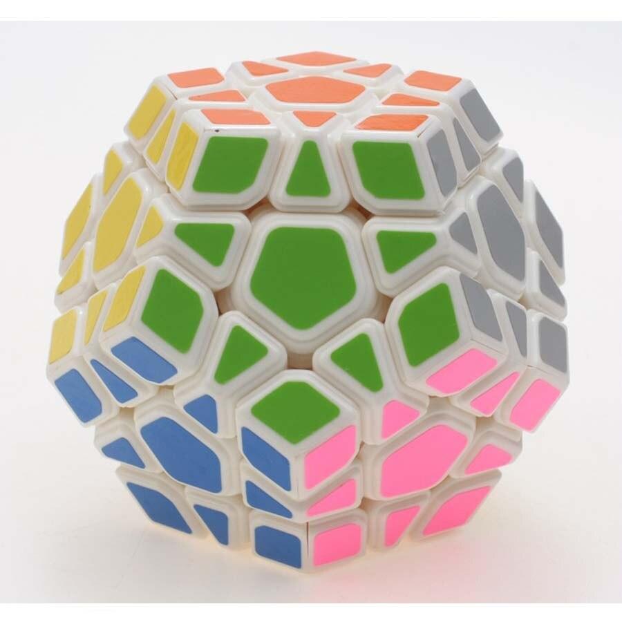 GemäßIgt Megaminx Magic Geschwindigkeit Würfel Stickerless 12 Seiten Magico Cubo Lernen & Educational Puzzle Magic Spielzeug Sammeln & Seltenes Zauberwürfel