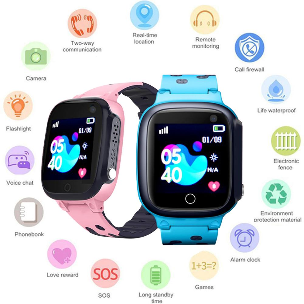 Children's Smart Watch 1.44 Inches Screens Waterproof Photography Positioning HD Call Children's Watch Wholesale Purchasing