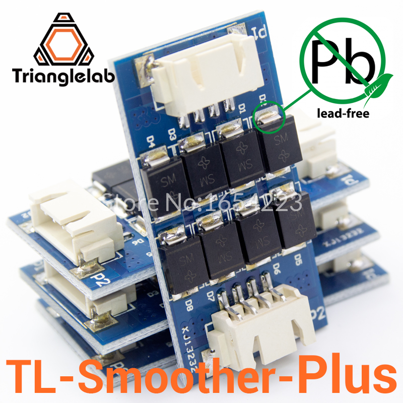 DFORCE Trianglelab 4 pieces/pack TL-smoother PLUS addon module for 3D pinter