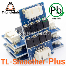 Trianglelab 4 parça/paket tl smoother ARTı addon modülü 3D yazıcı motor sürücüleri motor Sürücü Terminator reprap mk8 i3
