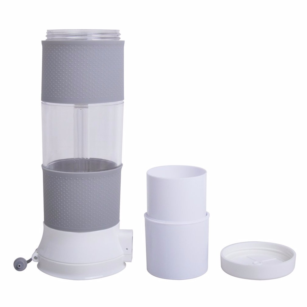 PREUP Portable Size Health Water Generator ORP Water Filter Bottle High Sterilization Water Purifier With Electric