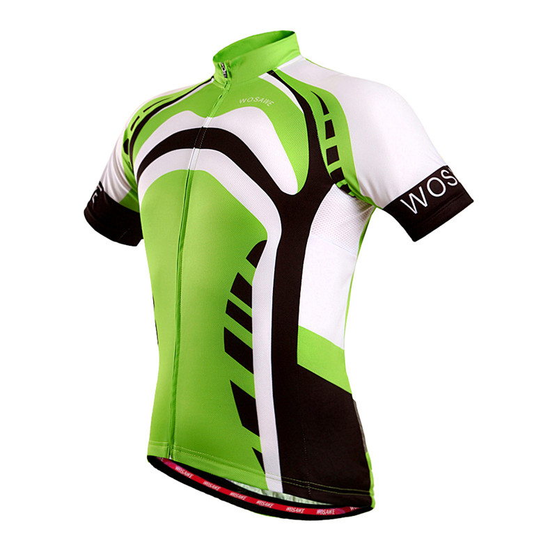 Summer Men/'s Cycling Jersey Short Sleeve Bike Bicycle Outdoor Shirts Comfortable