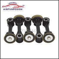 5Pcs Free Shipping For Porsche Panamera Piston Connecting Rod Air Suspension Compressor Pump Repair Kits 97035815110