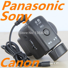 Free Shipping Zoom Control For Sony LANC ZOOM REMOTE Controller