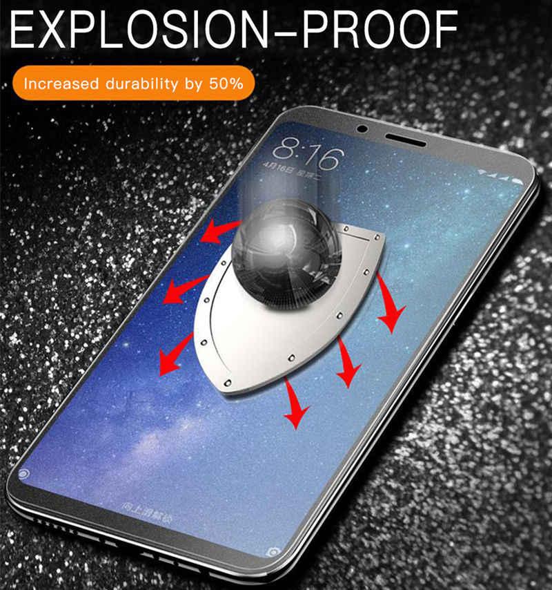 Матовый матовое закалённое стекло для samsung Galaxy S10E J8 J6 J4 плюс 2018 J7 J5 J3 J2 премьер-2017 защитный Экран защитная пленка