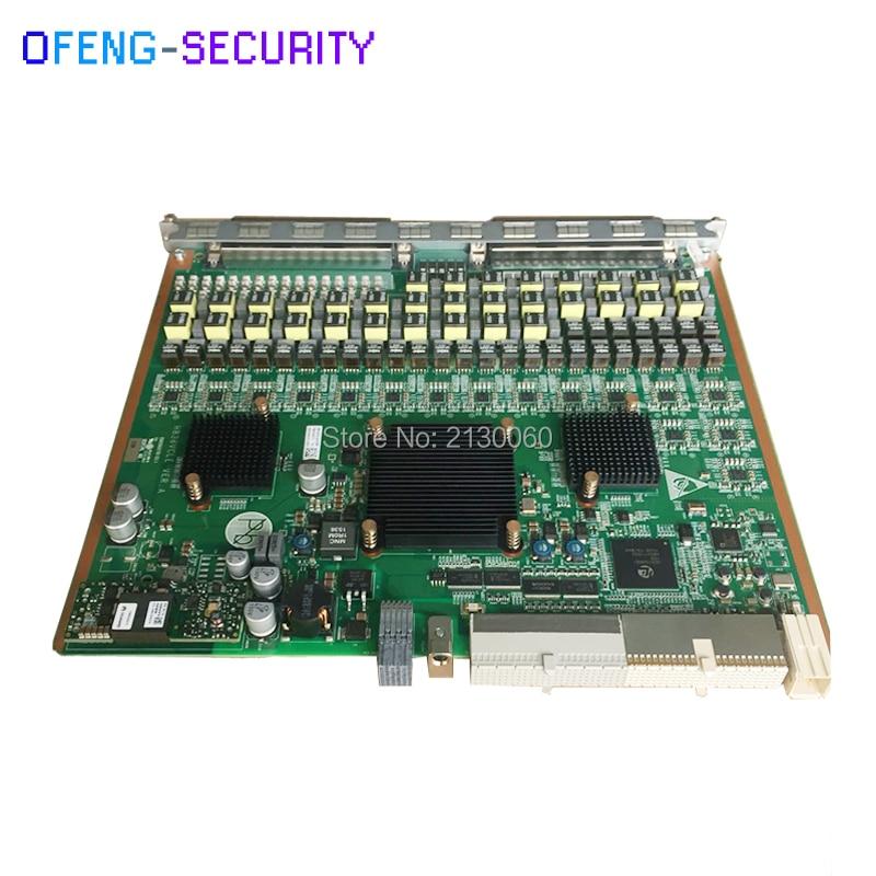 Huawei VCLE 32 Ports VDSL2 Service Board Built-in Splitter For MA5616 MA5818 OLT ASRB ASPB ADLE VCLE ADPE EIUA