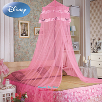 Disney Mickey Baby Bed Blue Pink Mosquito Set Mesh Dome Curtain Net for Toddler Crib Cot Canopy Fashion INS Net Drop shipping