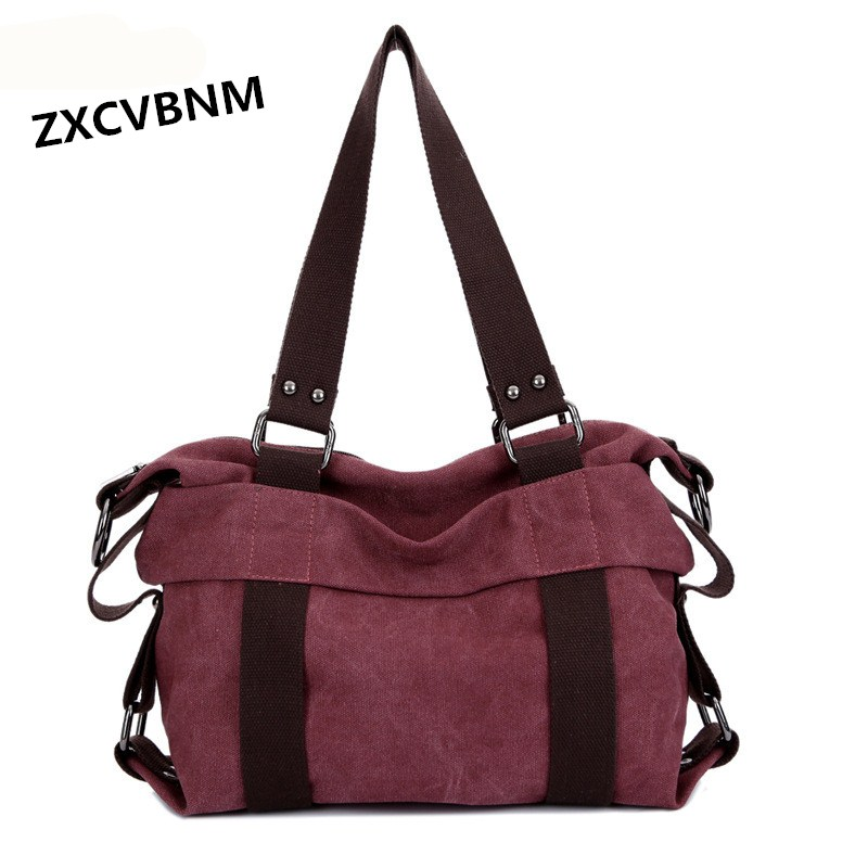 ZXCVBNM 2017 New Style Fashion Women Tote Handbag Female Casual Canvas Shopping Bag Shoulder Messenger Bags Crossbody Bag CH070 weiju new canvas women handbag large capacity casual tote bag women men shoulder bag messenger crossbody bags sac a main