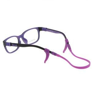 Image 4 - 5052 Kids Eyeglasses Frame for Boys and Girls Optical Protection High Quality Glasses Frame Child Eyewear