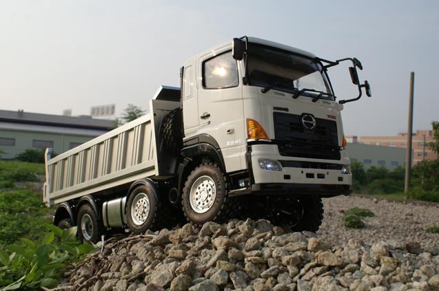 1 14 Skala Remote Controller Rc Traktor Hino8 8 Hino 700 8x8 Dump Truck Rtr 7ch 8wd Informasi Umum Drive Roda Driving Wheel Remote Control Rccontrole Rc Aliexpress