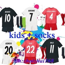 huge discount d1822 335ea Buy real madrid kid jersey and get free shipping on ...
