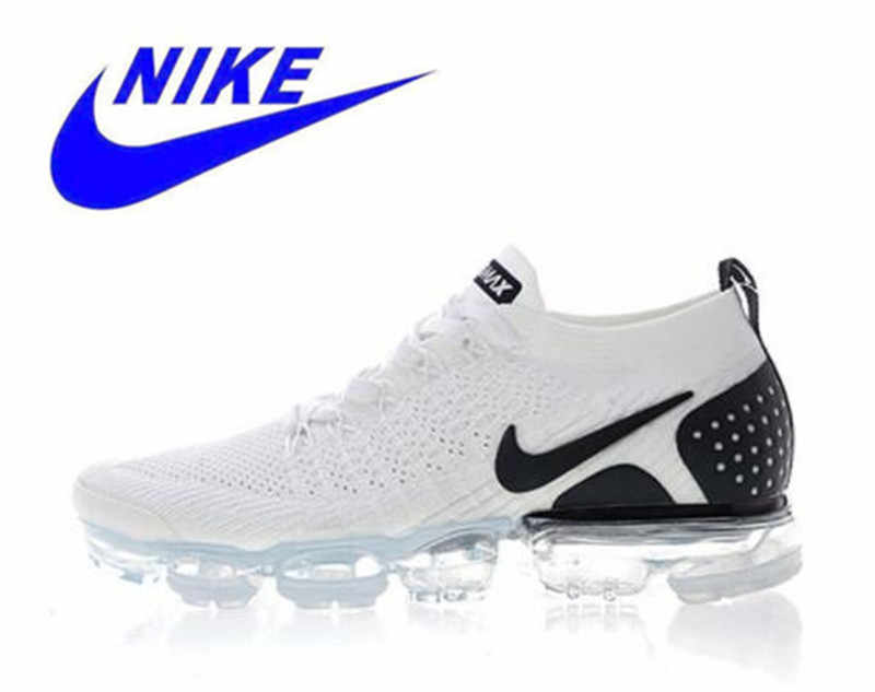 331afec3c43 ... NIKE AIR VAPORMAX FLYKNIT 2 Mens and Women 942842-103 Sport Outdoor  Shoes Running Shoes ...