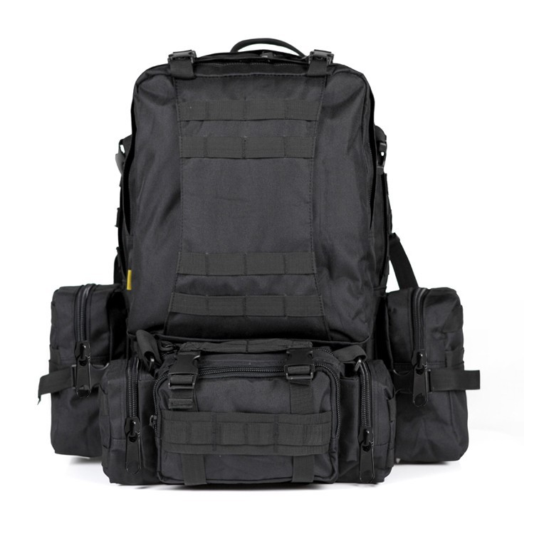 ФОТО Desert-New Utility Combination Backpack Tactical Military Backpack for Hiking Camping Climbing Cycling Outdoor Sport