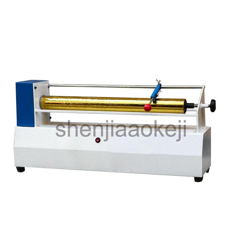 Découpeuse électrique de papier d'aluminium découpant la découpeuse électromécanique de ruban de découpeuse (coupe moins 70 cm)