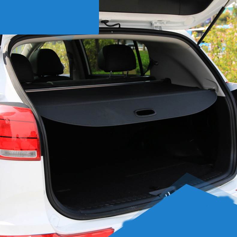 lsrtw2017 car trunk curtain cover special for kia sportage 2010 2011 2012 2013 2014 2015 3rd generation внешние аксессуары myhung kia sportage 2010 2011 r abs 4