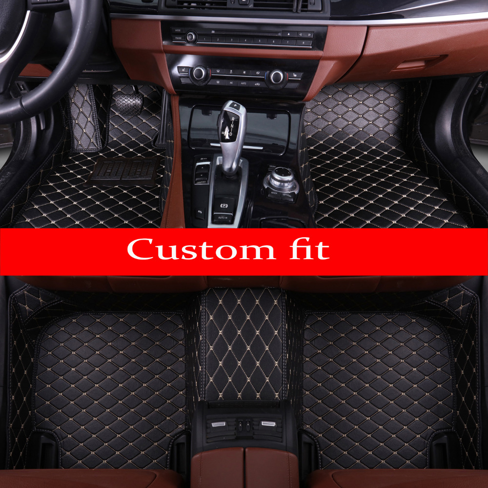 Car floor mats for Toyota Tundra Sequoia 4Runner 5D heavy duty all weather car-styling carpet floor liners(2008-now)Car floor mats for Toyota Tundra Sequoia 4Runner 5D heavy duty all weather car-styling carpet floor liners(2008-now)