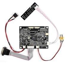 สำหรับ 8 นิ้ว 800x480 หน้าจอ LCD KYV N2 V2 AT080TN03 V1 VGA + AV LCD CONTROLLER BOARD