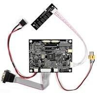 8 inç 800x480 LCD ekran KYV-N2 V2 AT080TN03 V1 VGA + AV LCD denetleyici kartı