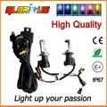 Free Shipping 55W 12V AC HID Bi-Xenon Conversion Kit Ballast Dual Beams Kit Car Headlights H4 9004 H13 9007 3000K 4300K 15000K