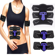 EMS Slimming Fat Burning Exerciser Electric Muscle fitness Vibration Plat Belt Abdominal Trainer Stimulator ABS Arm Leg Massager muscle stimulator body slimming massager ems trainer abdominal buttocks arm leg abs stimulator fat burning body shaping massage