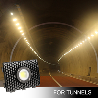 50W Led Flood Light AC220V COB Floodlight Fixture IP67 Waterproof Projector Lighting For Outdoor Garden/Tunnel/Square