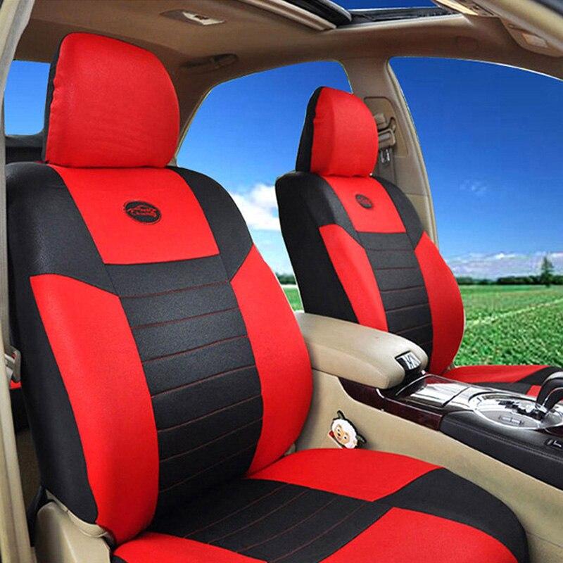 LUNDA Full Set Classic 10pcs Car Seat Covers Universal