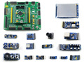 "STM32F407VET6 STM32F407 development board +3.2 ""LCD + Camera 14 modules"