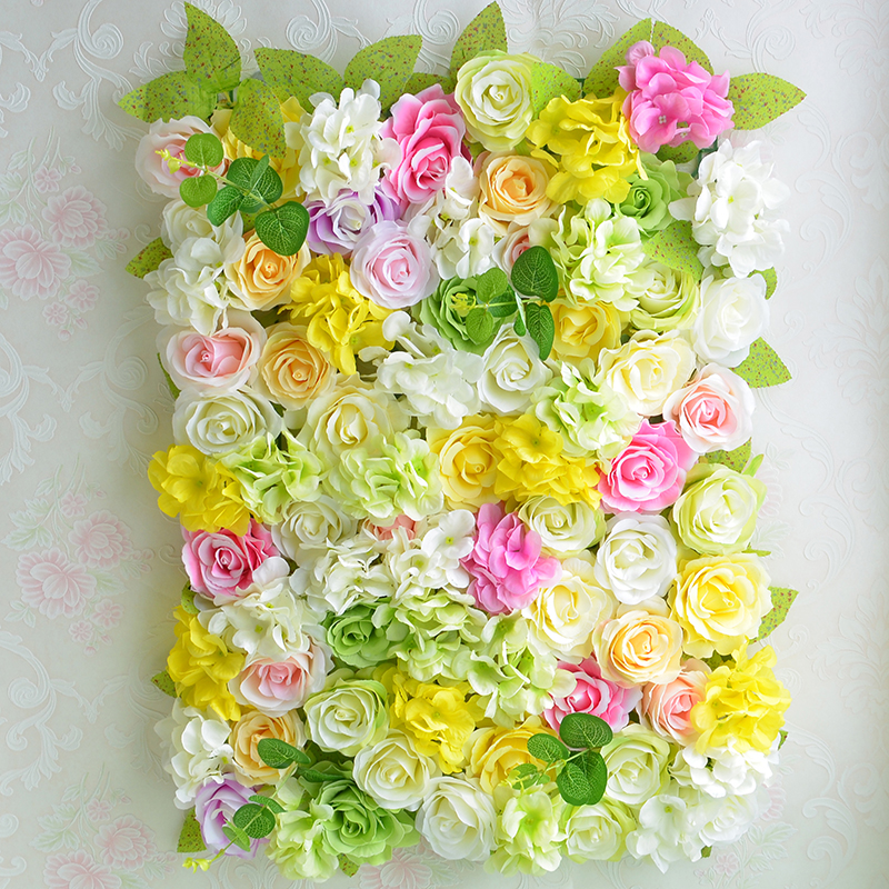 Unique Flower Decoration On Wall Image - Art & Wall Decor ...