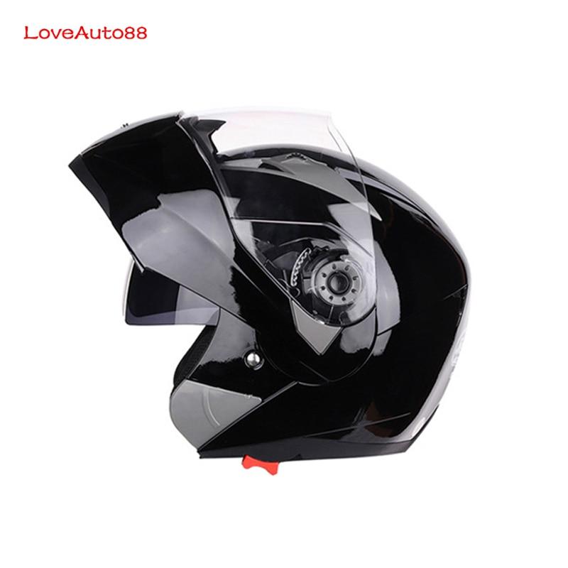 Full Face Motorcycle Helmet Racing Helmet for Women/Men Motocross Off Road Kask Casco De Moto Motociclista DOT Approved-in Helmets from Automobiles & Motorcycles