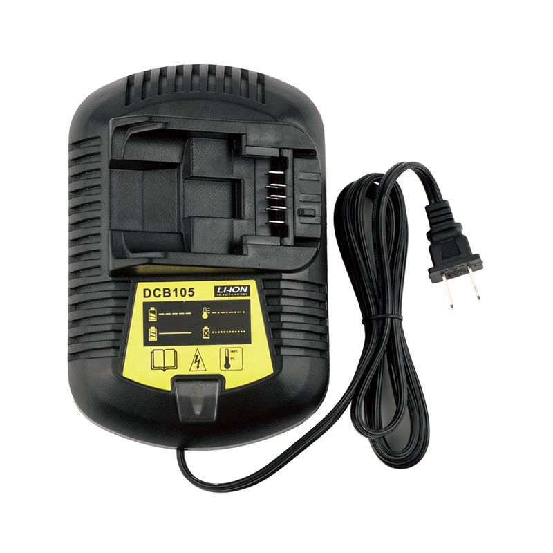 12V Max And 20V Max Li Ion Battery Charger 3A For Dewalt 10 8V 12V 14 4V 18V 20V DCB101 DCB115 DCB107 DCB105 Battery US Plug in Battery Accessories Charger Accessories from Consumer Electronics