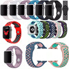 Soft Silicone Bracelet Sport Style Replacement Strap For Apple Watch Series 1 2 38mm 42mm Band
