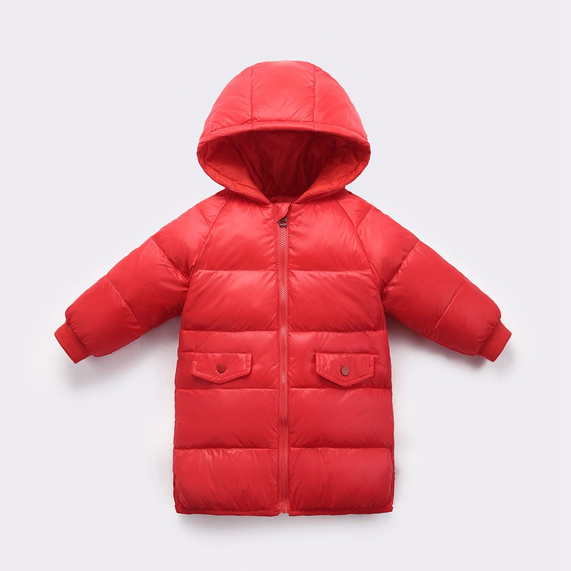 CROAL CHERIE 90% Down Winter Coat For Kids Girls Boys Long Warm Kids Boys Winter Jacket Thicken Toddler Girl Winter Clothes   (5)