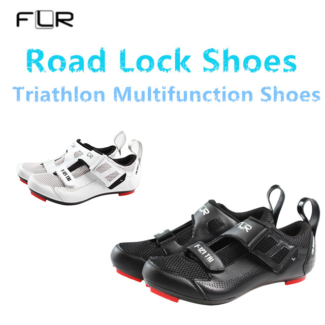 2019 NEW FLR Mens & Womens Professional triathlon cycling Road lock shoes ultralight breathable cheap Israeli highway shoes DH2019 NEW FLR Mens & Womens Professional triathlon cycling Road lock shoes ultralight breathable cheap Israeli highway shoes DH