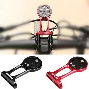 велосипедные компьютеры Garmin | GUB 690 алюминиевый сплав крепление для велосипеда компьютера для Garmin Cateye Bryton Edge Stem монтажный аксессуар для велосипеда GPS Держатель для компью...