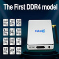 Yokatv KB2 PRO 3 GB + 32 GB Android 6.0 TV Box Amlogic S912 Octa núcleo Android Tv Box Dupla WiFi smart tv box