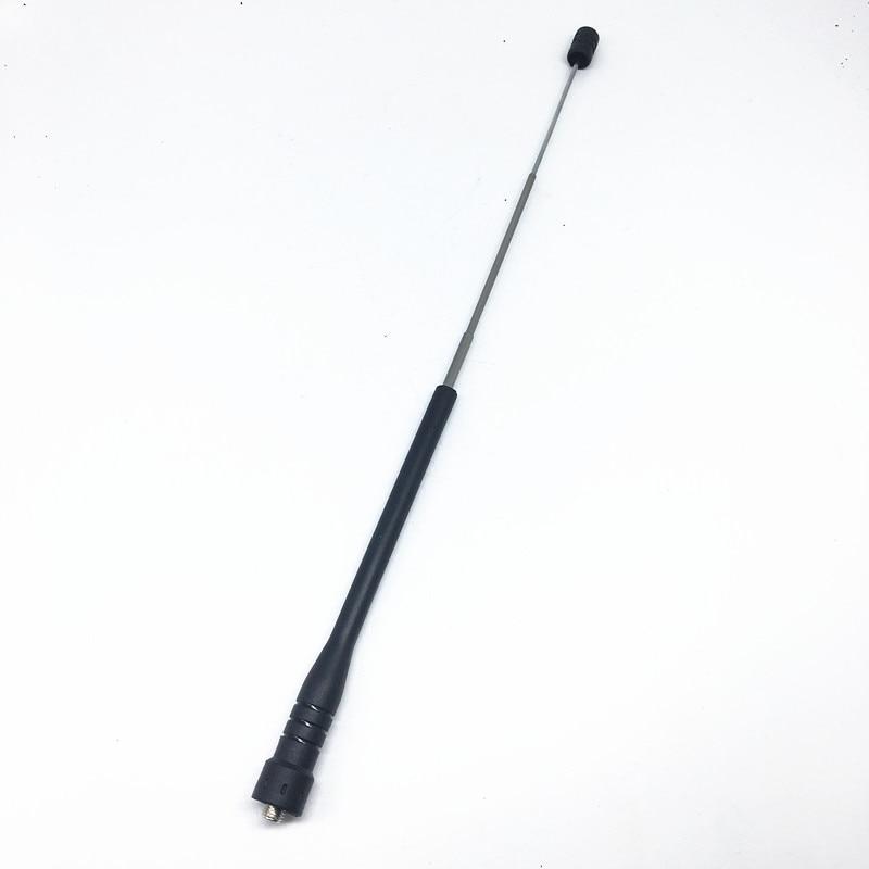 40X Telescopio Ad Alto Guadagno VHF 136 174 Mhz antenna per motorola gp328, gp338, ep450, gp340, gp388, gp344, cp040, gp88s, a8 ecc walkie talkie-in Walkie-talkie da Cellulari e telecomunicazioni su  Gruppo 1