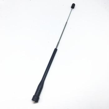 40X teleskop wysoki zysk VHF 136-174 Mhz antena dla motorola gp328 gp338 ep450 gp340 gp388 gp344 cp040 gp88s a8 itp walkie talkie tanie i dobre opinie honghuismart Przenośne TEL-88V