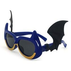 Rhamai óculos de sol polarizado infantil, novos óculos de sol silicone para meninos e meninas, presente para crianças e bebês uv400