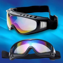 Outdoor Coated Safety Skiing Riding Goggles Sport Dustproof Sunglass Eye Glasses