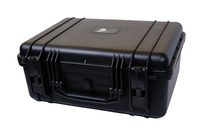 Tool case toolbox waterproof tool case protective equipment case camera case suitcase with pre cut foam lining